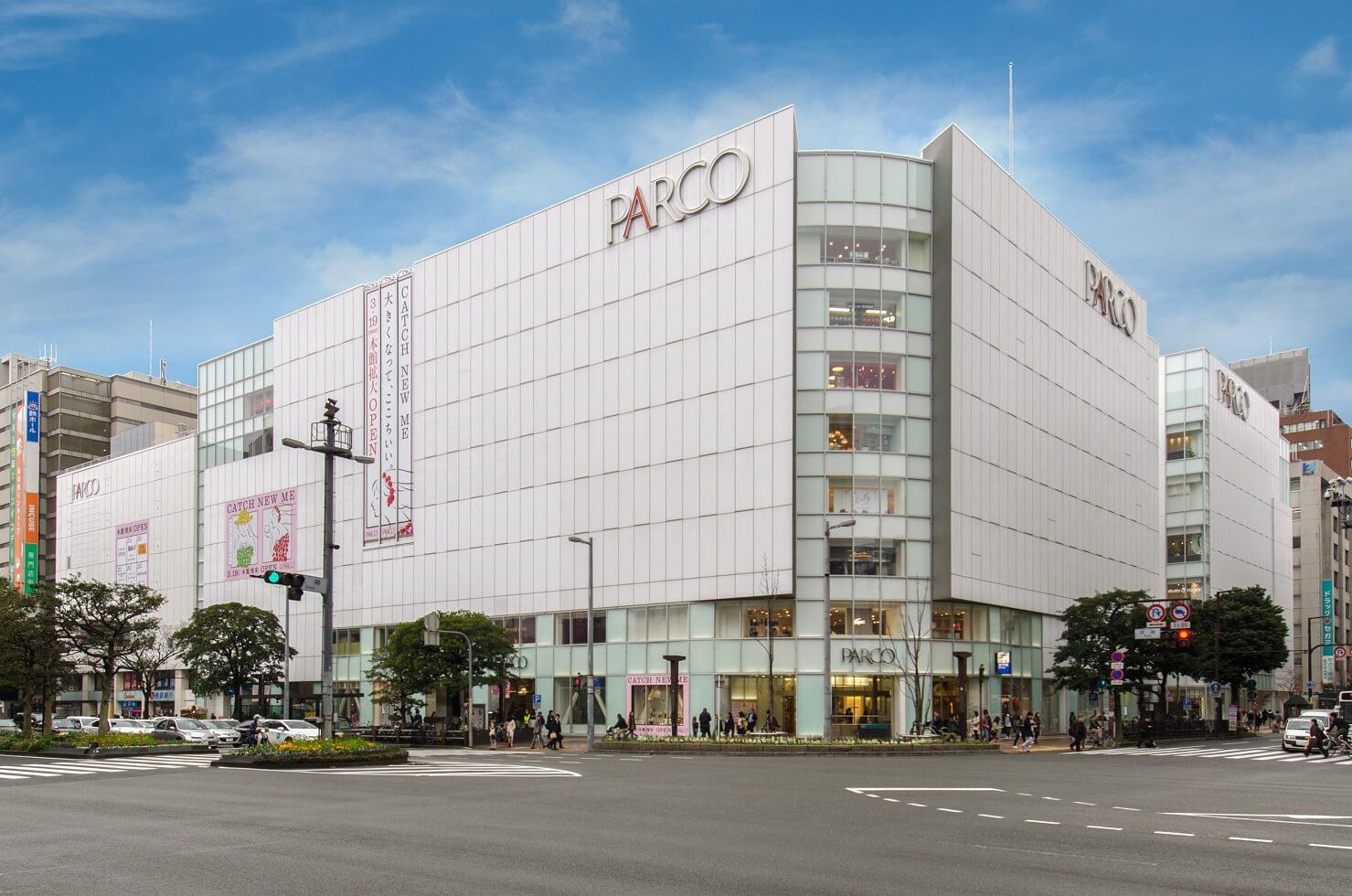 【西鉄電車・福岡市営地下鉄直結】福岡PARCO店へのアクセス