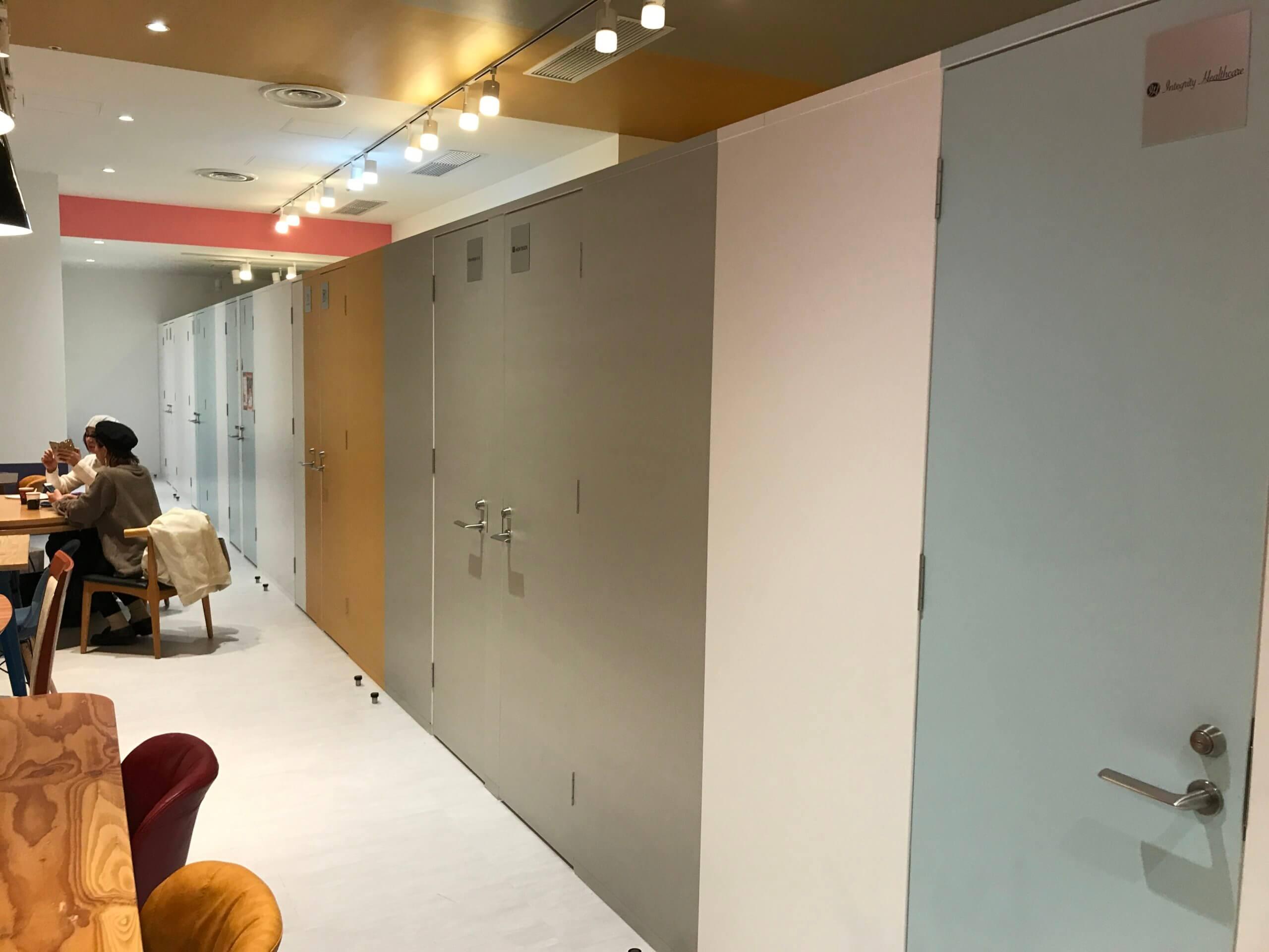 大人気のThe Company福岡PARCO店、4名ブースに空きが出ました!