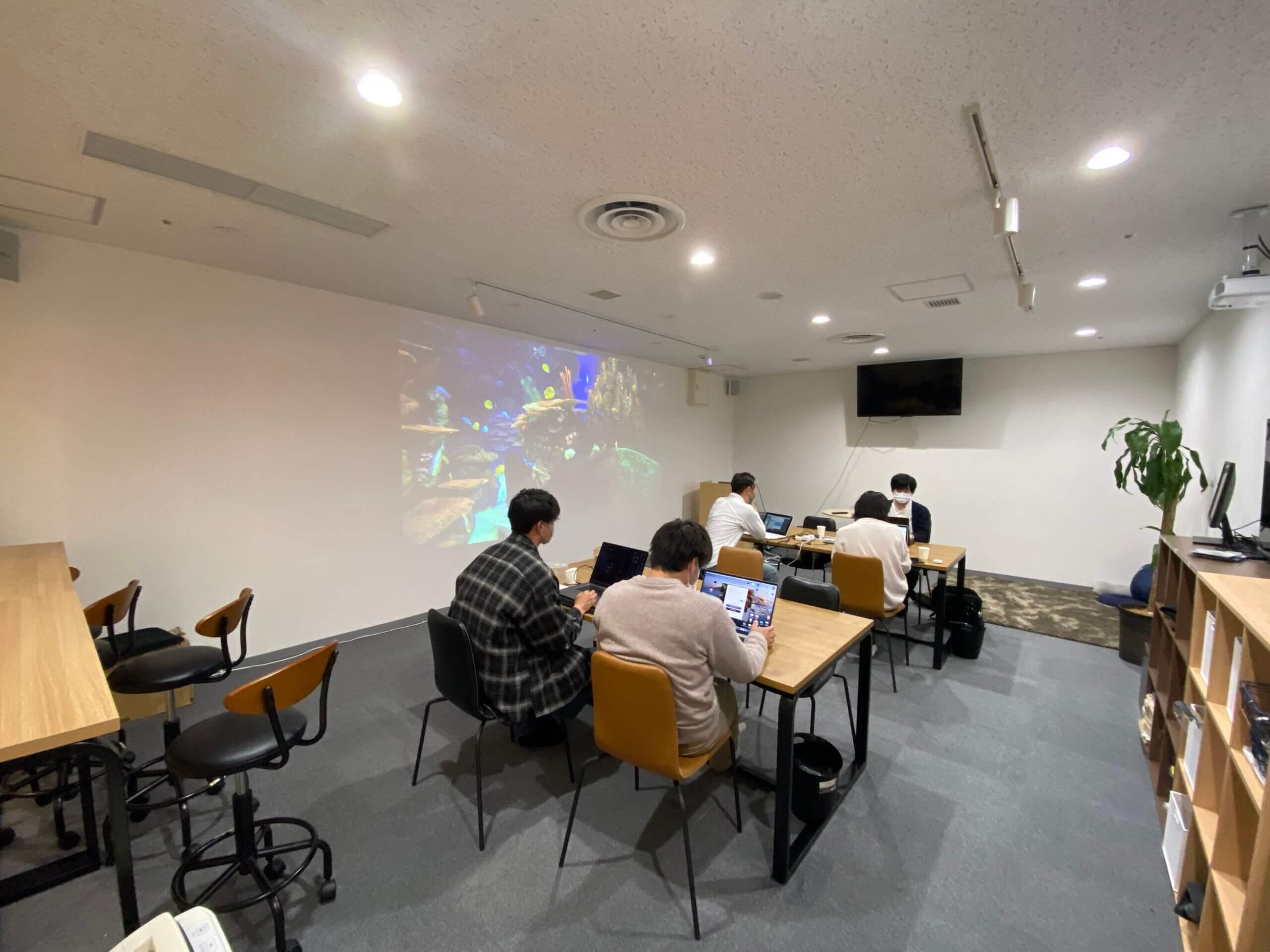 福岡PARCO オフィスのレイアウト例をご紹介します!